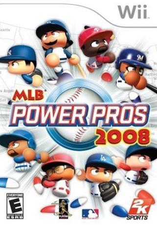 Descargar MLB Power Pros 2008 [English] por Torrent